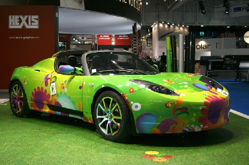 vinyl vehicle graphics wrap
