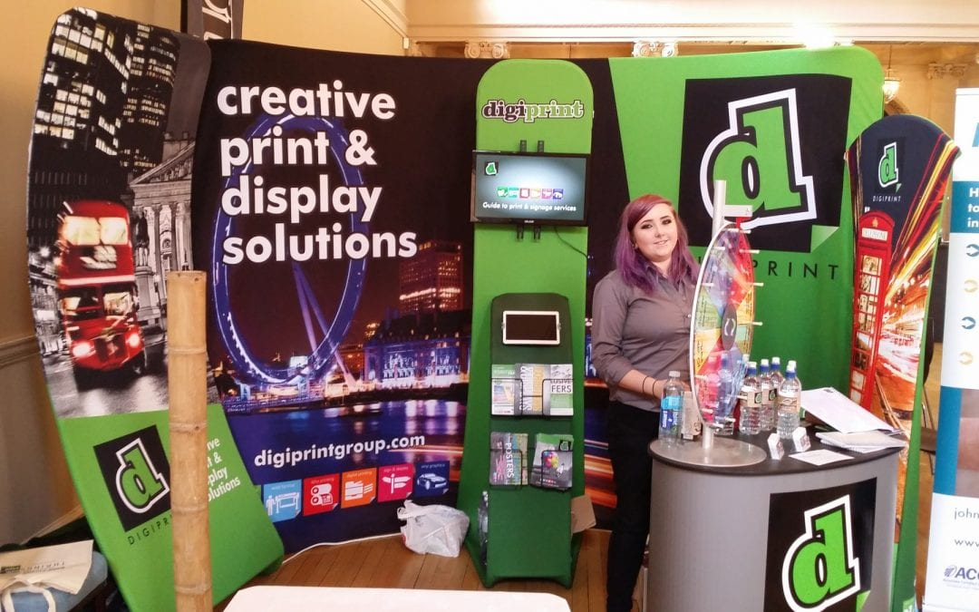 Ten ways to attract visitors to your stand at an exhibition