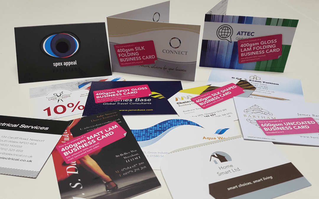 What Makes A Good Business Card?