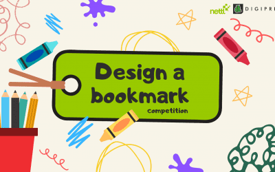 Design your own bookmark competition