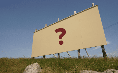 6 top tips for making effective signage