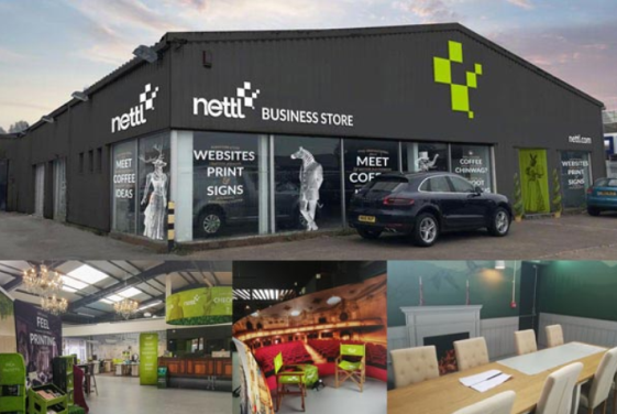 nettl signs graphics exhibition display and vehicle livery chippenham